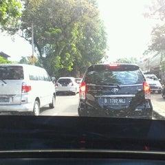 Photo taken at Jalan Raya Pasar Minggu by Reza A. on 6/14/2013
