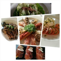 Photo taken at Trattoria Michel by Roni W. on 6/6/2014
