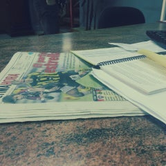 Photo taken at Diario Última Hora by Tamii A. on 8/23/2014