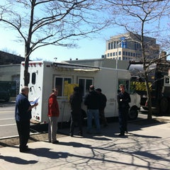 Photo taken at Chang Foods Luncheon Wagon by Marc S. on 4/8/2013