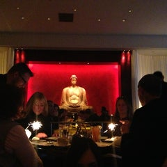 Photo taken at Buddakan by Joe B. on 3/23/2013