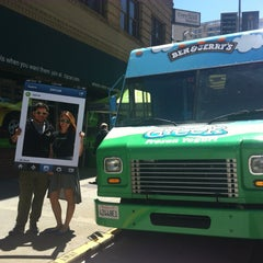 Photo taken at Zipcar San Francisco - Office by Ben Jerry's Truck West on 6/14/2013