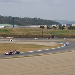 Photo taken at ツインリンクもてぎ (Twin Ring Motegi) by Koichi M. on 10/28/2012