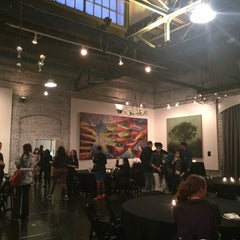 Photo taken at King Plow Arts Center by AtlantaRestaurantBlog.com on 10/2/2015
