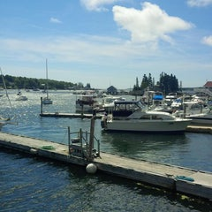 Photo taken at Cap'n Fishs Cruises (AKA Maine Whales) by Dave M. on 8/30/2014