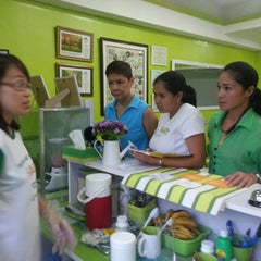 Photo taken at Angelica's Bakeshop by rowena duarte on 9/24/2013
