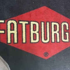Photo taken at Fatburger in Mesa by Chris S. on 1/21/2014