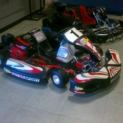Photo taken at Octane Raceway by Chris S. on 12/8/2012