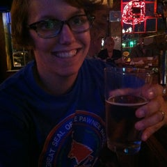 Photo taken at Cat's Eye Pub by Pam M. on 7/10/2012