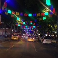 Photo taken at Bağdat Caddesi by Hamza K. on 6/16/2015