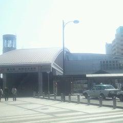 Photo taken at 豊川駅 (Toyokawa Sta.) by 龍 on 3/17/2013
