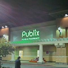 Photo taken at Publix by Zach R. on 10/30/2012