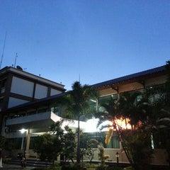 Photo taken at Kantor Terminal Peti Kemas Makassar by Muhammad R. on 4/16/2013