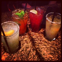 Photo taken at BJ's Restaurant and Brewhouse by Lara S. on 2/23/2013