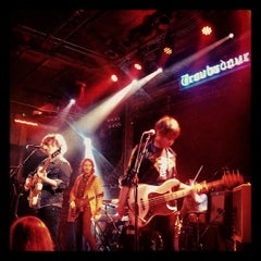 Photo taken at The Troubadour by Lara S. on 3/7/2013