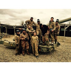 Photo taken at Delta Force Paintball - Upminster by Grigory Z. on 2/7/2015
