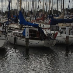 Photo taken at Marina Monnickendam by IkWilZeilles J. on 10/12/2012