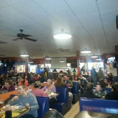 Photo taken at Varsity Pizza by Phil T. on 2/19/2013
