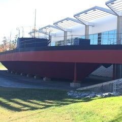 Photo taken at The Mariners' Museum by Guy C. on 11/20/2014