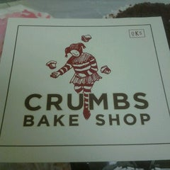 Photo taken at Crumbs Bake Shop by Vanessa B. on 10/25/2012
