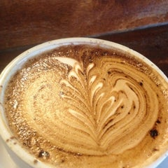Photo taken at Caffé Medici by Larry H. on 4/27/2013