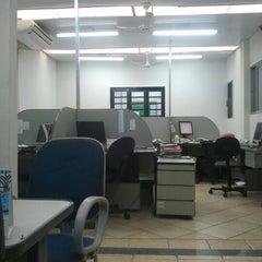 Photo taken at Jornal Cidade de Rio Claro by Renato H. on 11/7/2012