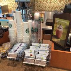 Photo taken at Starbucks | ستاربكس by Sarah on 1/19/2015