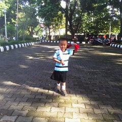 Photo taken at Pemda Kab. Bogor by Jani N. on 4/14/2013