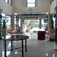 Photo taken at Hotel Griptha by Rafeyfo on 8/22/2014