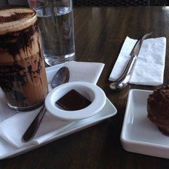 Photo taken at Shocolate Master Chocolatiers by Karen K. on 11/16/2013