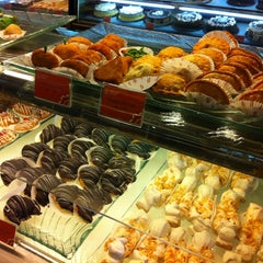 Photo taken at Holland Bakery Kp. Melayu by Chelsea M. on 2/15/2013