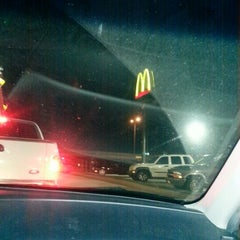 Photo taken at McDonald's by Da Boss on 2/9/2013