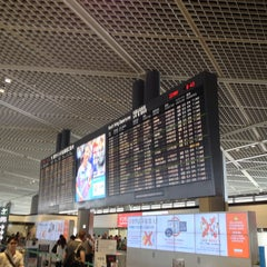 Photo taken at 成田国際空港 (Narita International Airport) (NRT) by いがため on 5/22/2013