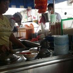 Photo taken at Bukit Cina Soya Bean by Darren T. on 7/29/2014