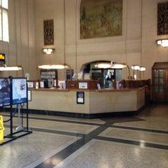 Photo taken at San Jose Diridon Caltrain & Amtrak Station by Tobias L. on 3/3/2013