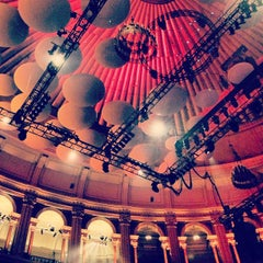Photo taken at Royal Albert Hall by Kelly J. on 6/23/2013