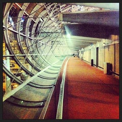 Photo taken at Terminal 2F by Stephane M. on 12/17/2012