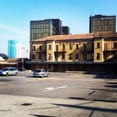 Photo taken at Piazzale Boschetti by Alberto B. on 3/13/2012