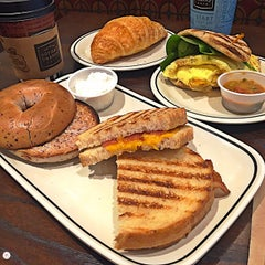 Photo taken at Corner Bakery by Youfoodist on 6/26/2015