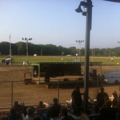 Photo taken at Champaign County Fairgrounds by Taylor on 7/22/2014