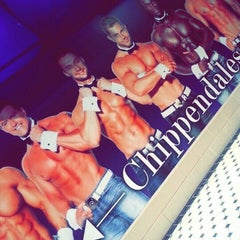 Photo taken at Chippendales Theatre at The Rio Vegas by Krupali L. on 6/29/2015
