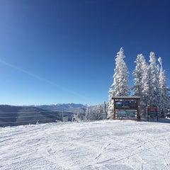 Photo taken at Wildwood Express - Chair 3 by Bernard G. on 2/2/2014