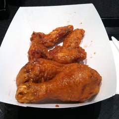 Photo taken at BonChon Chicken by Steve J. on 4/26/2013