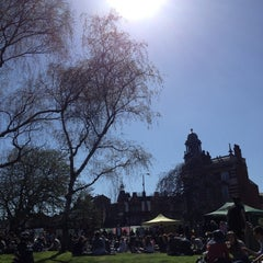 Photo taken at Camberwell Green by Eugene O. on 4/20/2013