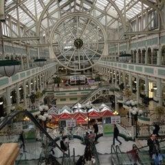 Photo taken at St Stephen's Green Shopping Centre by Simone M. on 4/24/2013