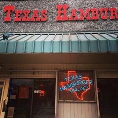 Photo taken at Texas Hamburger Palace by Nummy M. on 4/17/2015