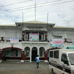 Photo taken at Silang Municipal Hall by Bert C. on 8/14/2013