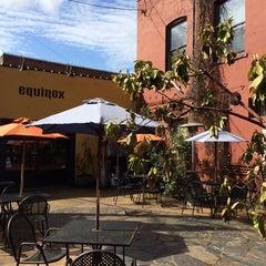 Photo taken at Equinox Restaurant & Bar by PDXHappyHour G. on 4/4/2014