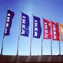 Photo taken at IKEA Centennial by Kyle K. on 4/28/2013