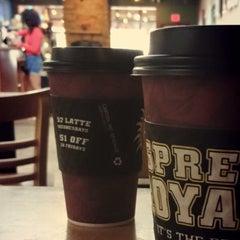 Photo taken at Espresso Royale by Amy Ellen G. on 5/11/2015